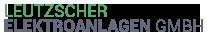 Leutzscher Elektroanlagen GmBH Logo